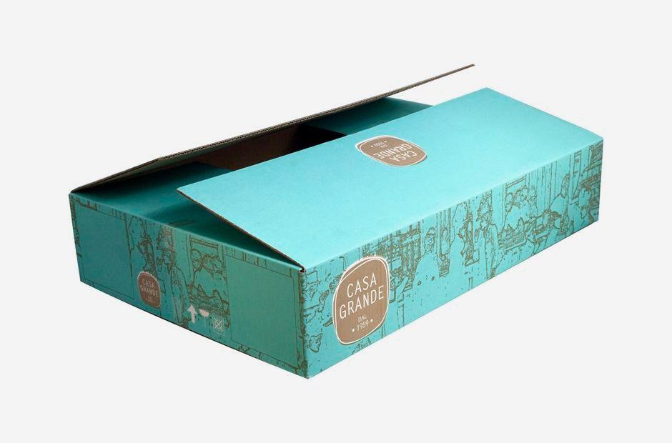 scatole in cartone per alimenti
